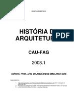 APOSTILA HAUI 2008.1