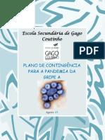 Plano de cia Para a Pandemia Da Gripe Final
