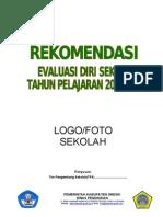 4. Contoh Format Rekomendasi Eds Untuk Rks