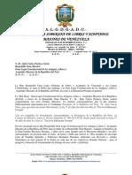 Gran Plancha Dirigida a La Gran Logia Constitucional de Los Antiguos, Libres y Aceptados Masones de La Republica Del Per