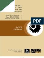 Part Catalogue Component Data 5