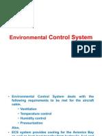 Environmental Control System