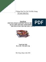 Phuong Phap Giai Bai Tap Di Truyen Hoc Quan the Lop 12