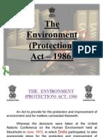 Protection pdf environment