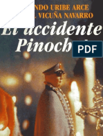 Armando Uribe - El Accidente Pinochet.