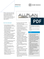 Allplan BIM 2008 Arch - 071211 - Neues Seit Version 17 - Engl