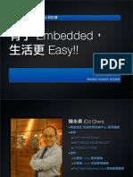 Embedded Linux Slides