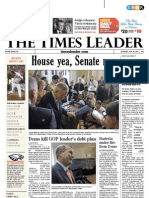 Times Leader 07-30-2011