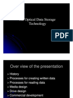 3D Optical Data Storage Technology
