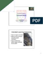 04b Concrete Repair Methods