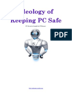 Ideology of Keeping PC Safe