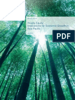 Private Equity - Implications for Economic Growth in Asia Pacific