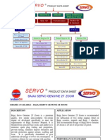 IndianOil Lubes Product Sheet