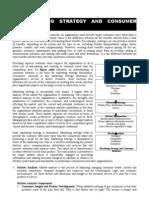 Marketing Strategy and Consumer Behavior