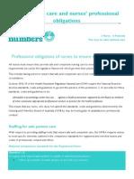 Safe Patient Care - Prof Obligations 2[1]