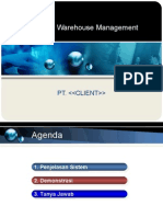 Presentation - eProc+Warehouse