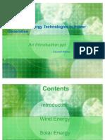 Renewable Energy Intro Ppt 1054