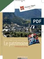 Patrimoine des Hautes-Alpes