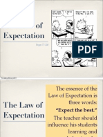 Learner Law 2_Expectation
