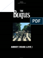 Abbey Road Live Brochure German Aug 2011