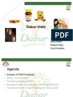 Dabur Ppt Final Group11