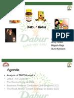 Dabur Ppt Final Group11