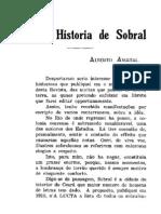 Revista do instituto Historico do Ceará -1931-Para a Historia de Sobral