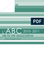 ABC Vie Associative Aubagne 2010 2011