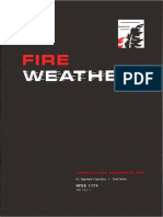 Fire Weather - Agricultural Handbook 360