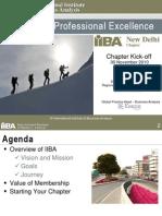 New Delhi Chapter Kick-Off Final Deck