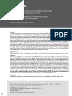 A Classificação Internacional de Funcionalidade, Incapacidade e Saúde e a Aids- uma proposta de core set