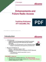 DOCOMO LTE Enhancement and 2010