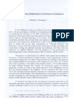 PLJ Volume 82 Number 2 -02- Batolome C. Fernandez Jr. - Constitutional Dimensions of Nationaly Patrimony