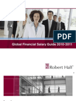 Global Salary Guide 2010