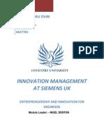 Innovation Siemens