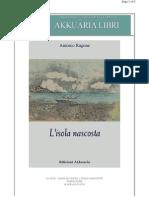 Antonio Ragone_l'Isola Nascosta