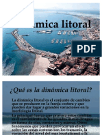 Dinámica litoral
