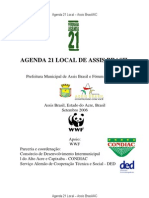 Agenda 21 Local Assis Brasil 2006
