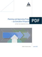 Planning and Approving Projects BPG