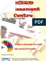 Malaysian Institute of Human Resource Management (MIHRM) Assessment Centre