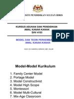 Model Dan Teori an k2