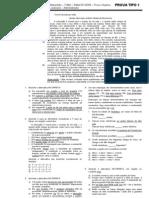 1016 - Analista Judiciário - Administrador - Tipo 1