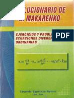 Ecuaciones Diferenciales Solucionario de g. Makarenko