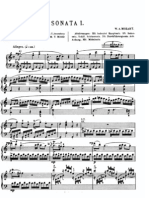 MOZART-Sonatas Piano (22)