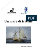 Dossier Legambiente_Un Mare Di Trivelle