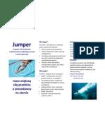 Jumper Leaflet - program rozwoju pracownika na starcie