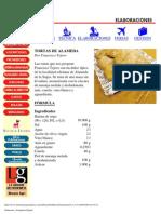 Recetas Panaderia Bolleria y Pasteleria APICIUS
