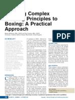 Complex Training Boxing