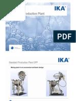Standard Production Plant