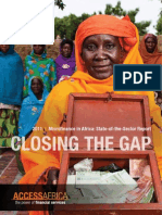 CARE 2011 - Micro Finance in Africa- State-Of-The-Sector Report